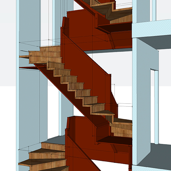 kennard architects_beacon hill - stair model.jpg