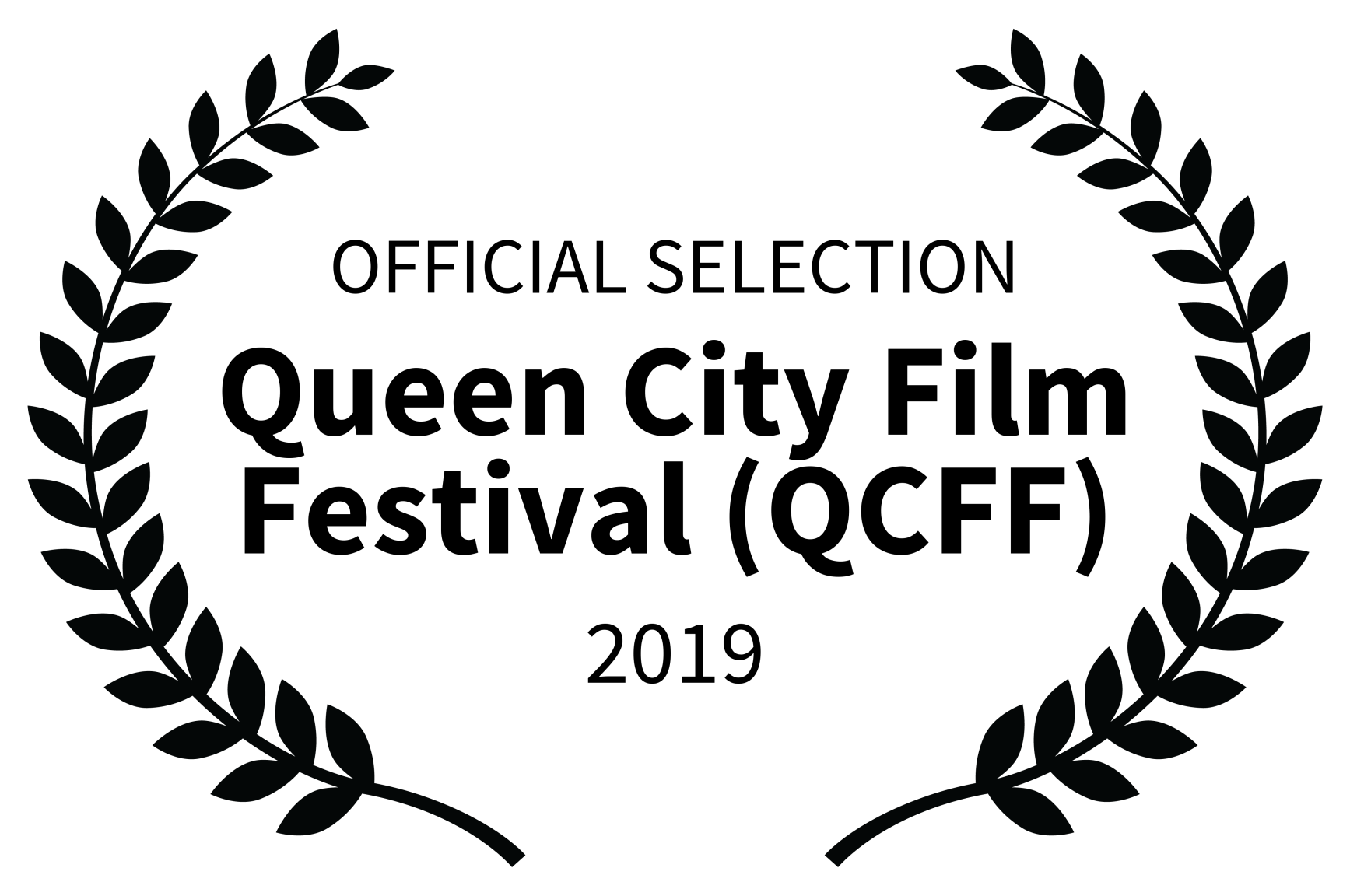 OFFICIAL SELECTION - Queen City Film Festival QCFF - 2019.png