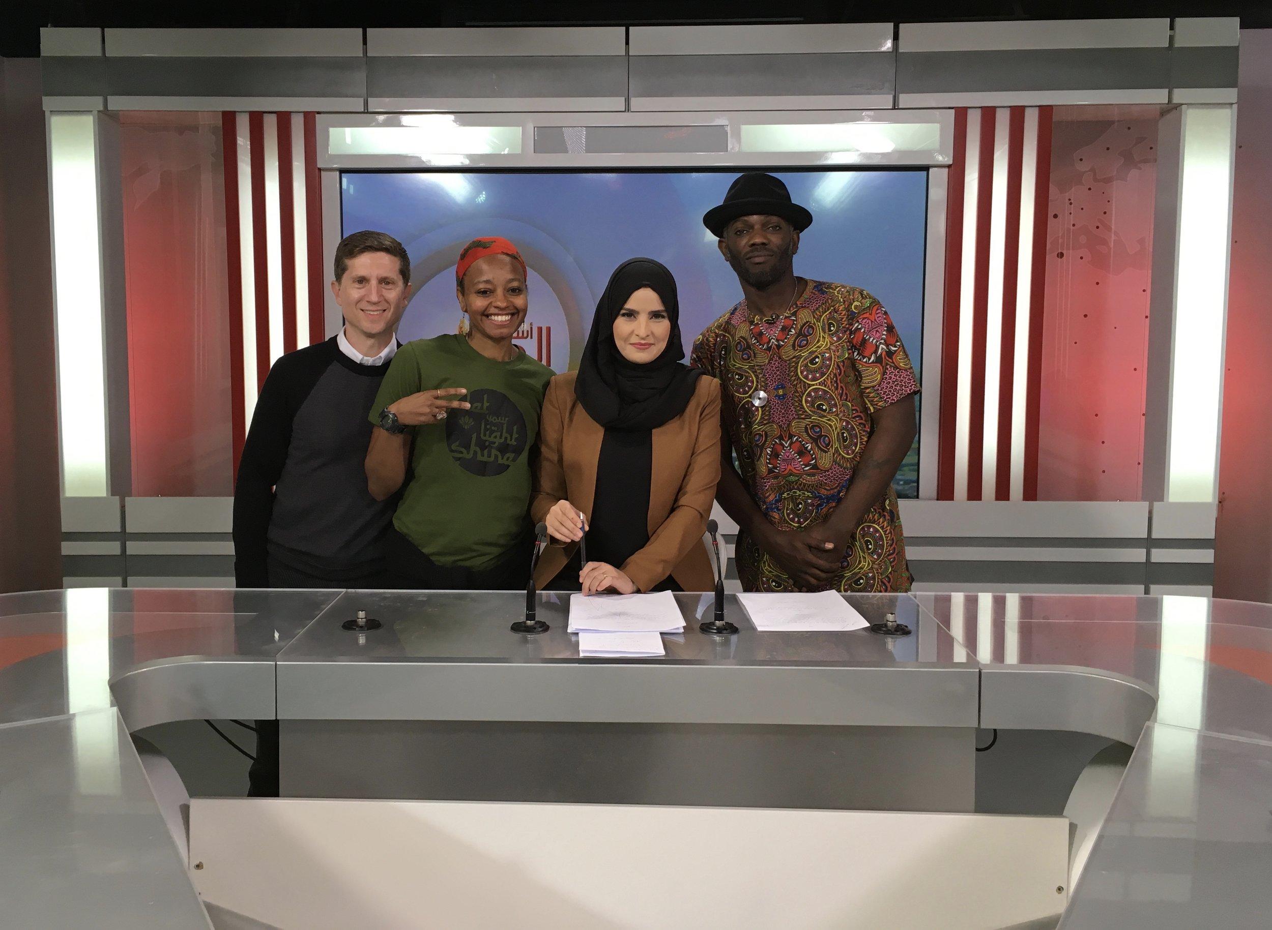 Algiers TV Studio Interview.jpeg