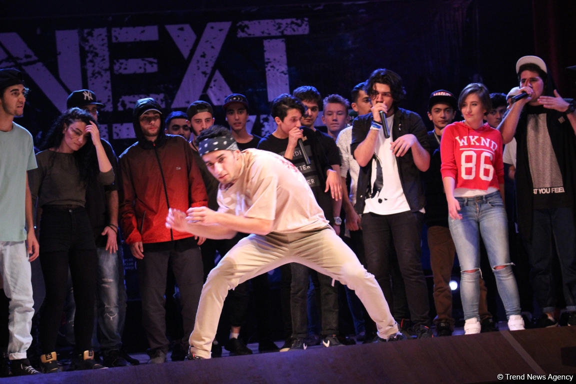 Хип-хоп как образ жизни: концерт