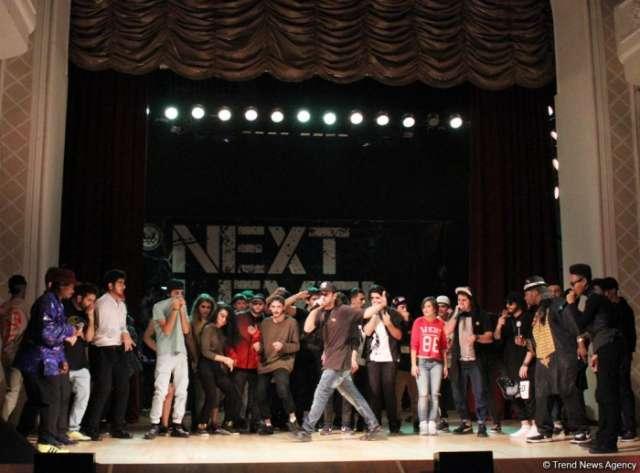Hip-hop as a way of life: Next Level concert in Baku -