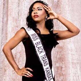 Nyla Foster - Miss Black Trans Kansas 2017-2018
