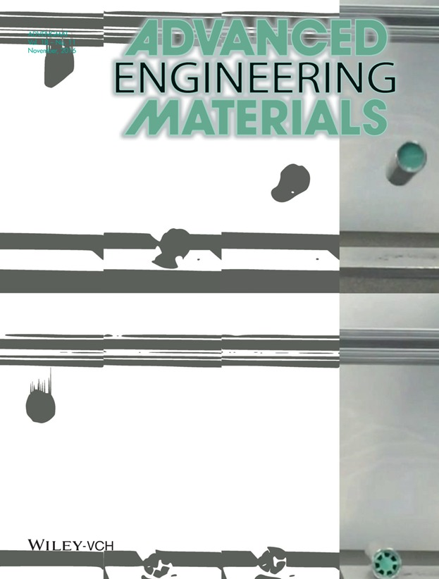 Advanced Engineering Materials, November 2016
