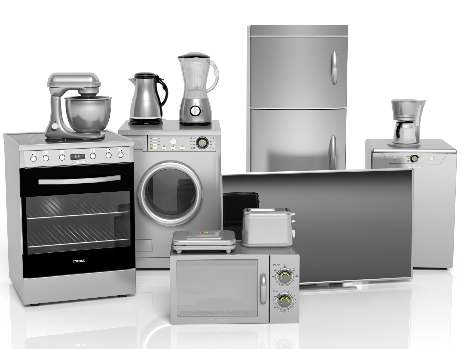 Home Appliances and Electronics Packaging - Enabling home appliances with imperceptible noise profiles and electronic device packaging with excellent shock damping.