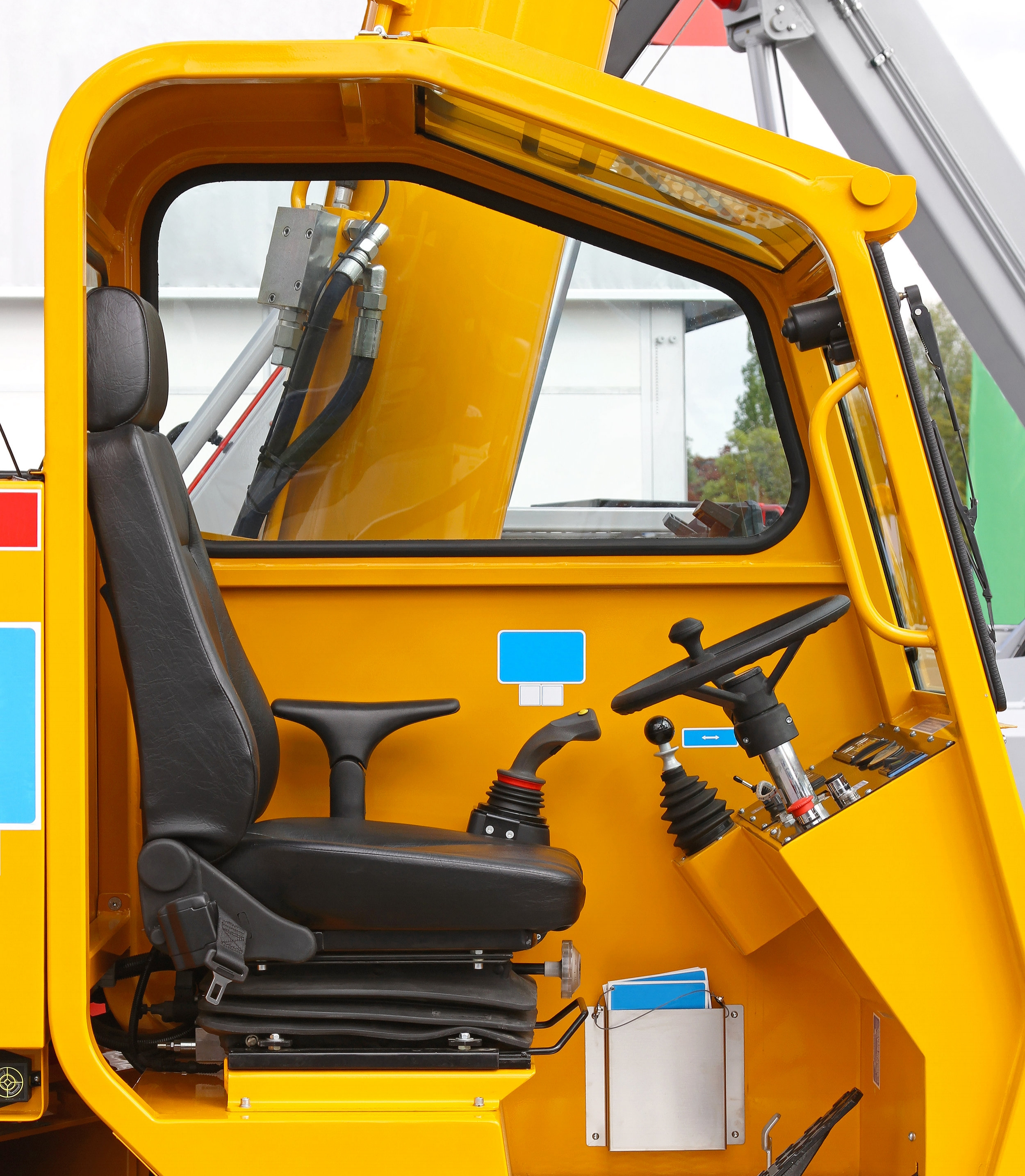 Seat Systems - Trucking, construction, and passenger vehicle seating isolators and dampers providing comfort for the long haul.
