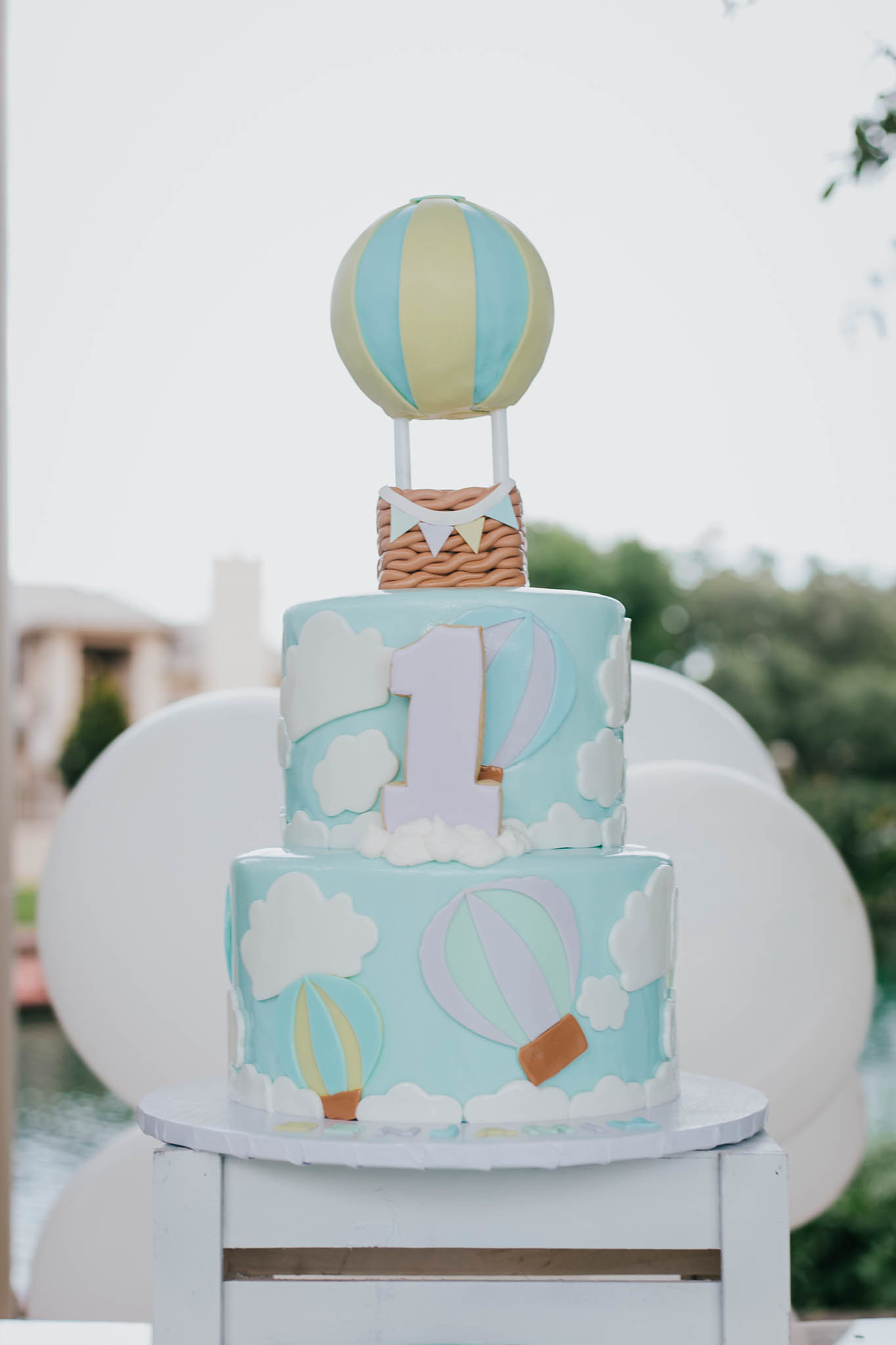 Benjamin: 1st Birthday -