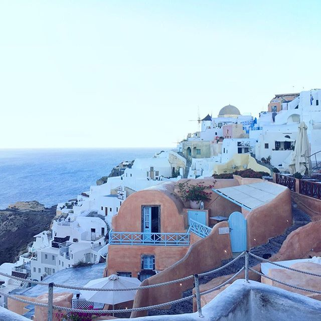 Less than a week away from being back in Greece...so naturally we FINALLY finished the blog post about last year's trip with friends to the Greek Isles. ✨💙 🇬🇷