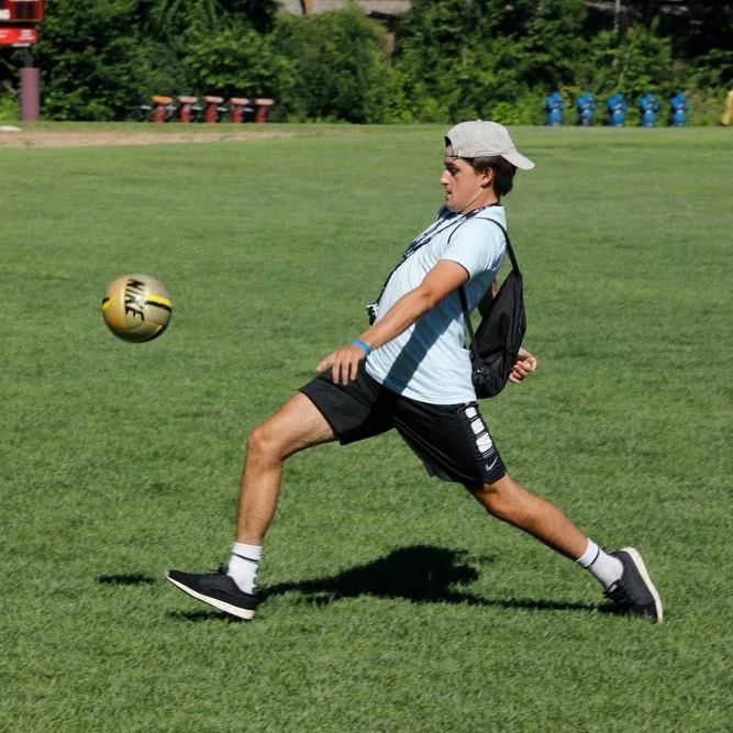 Garren - Multi-sport, Soccer, Basketball