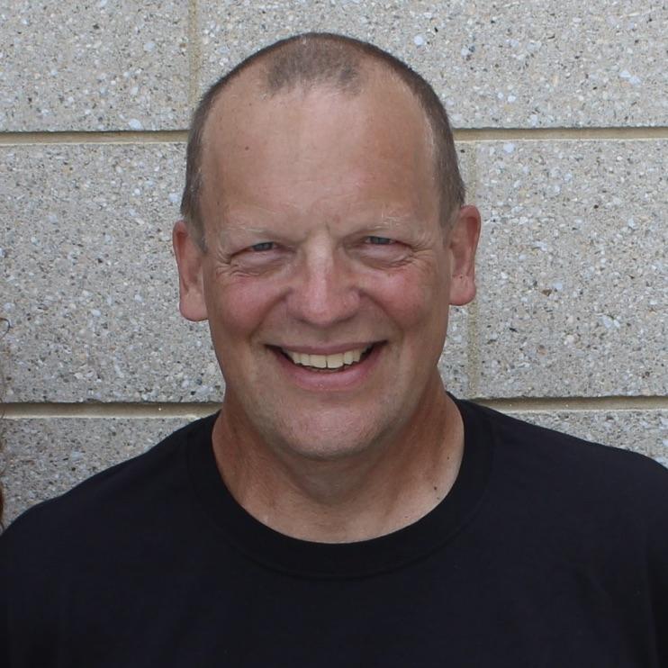Jim Crandall - Volleyball