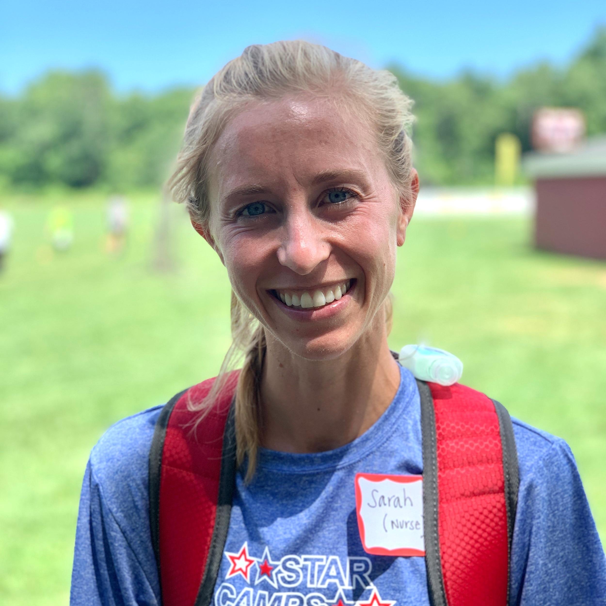 Sarah Curran - Nurse