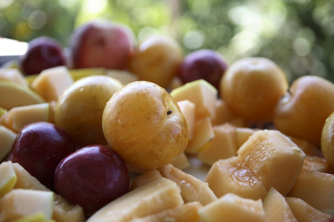 Organic Local Fruit