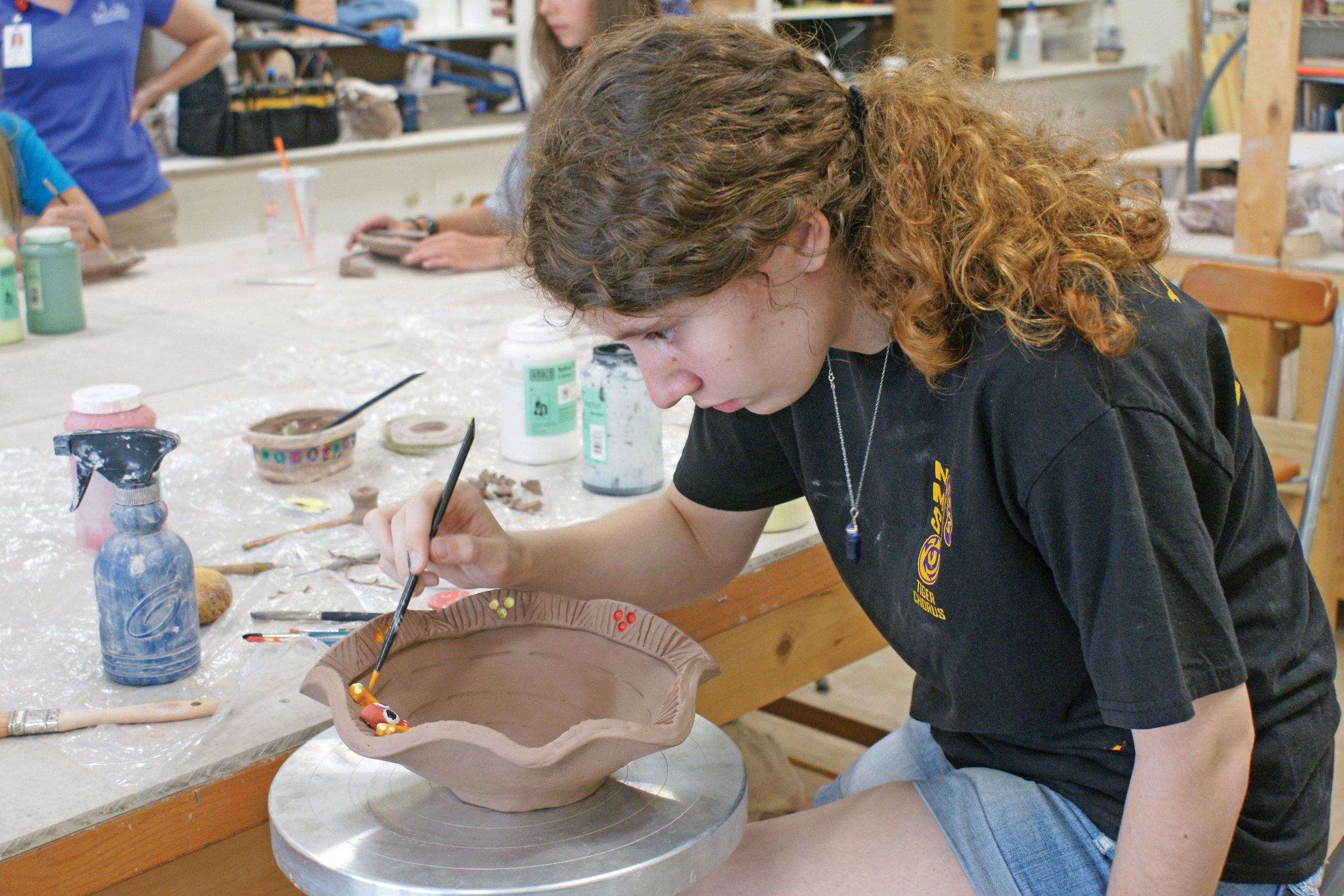 Newberry Arts Center Summer Art Camps
