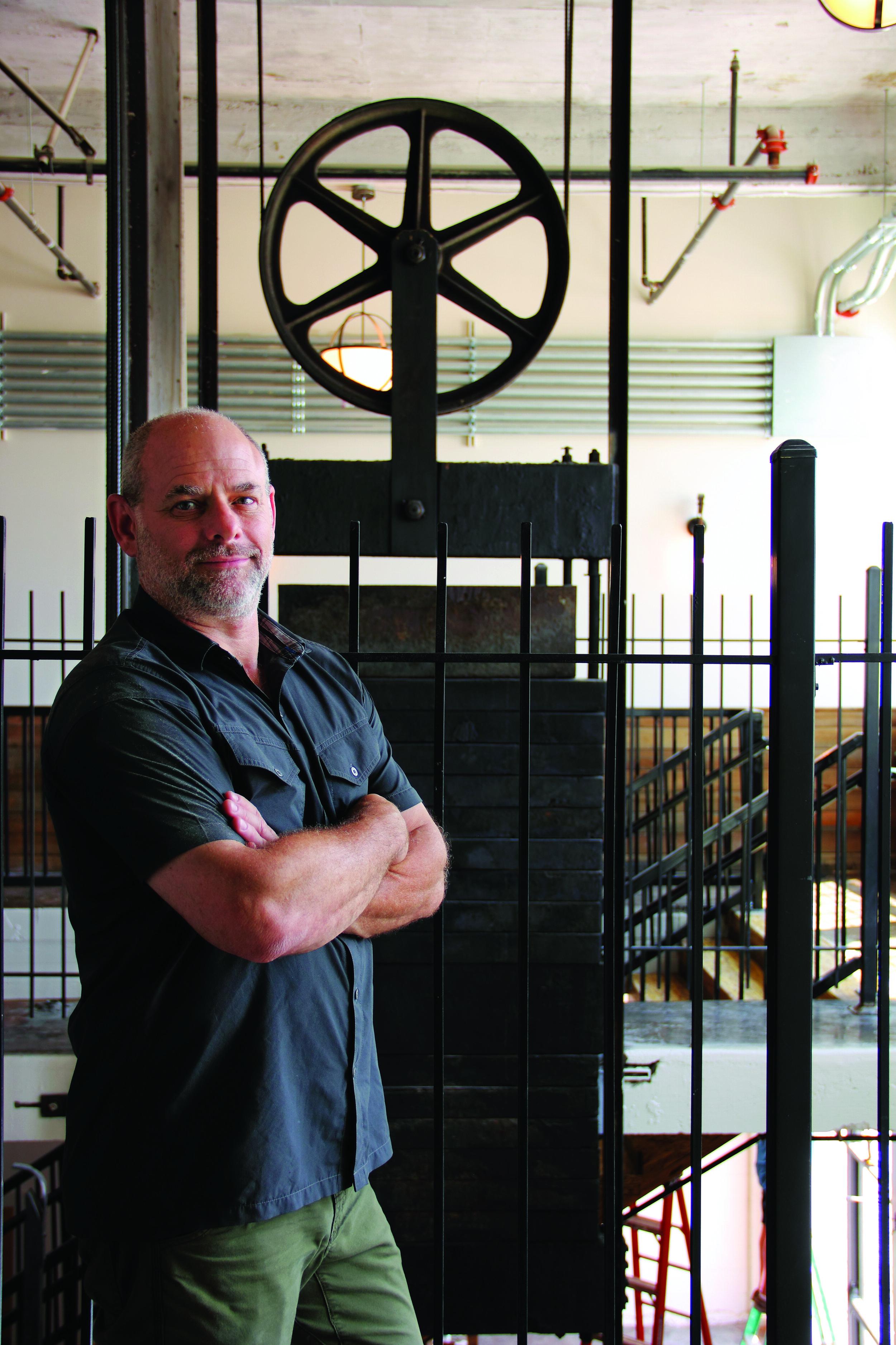 Real Estate developer  Jon Goldfarb