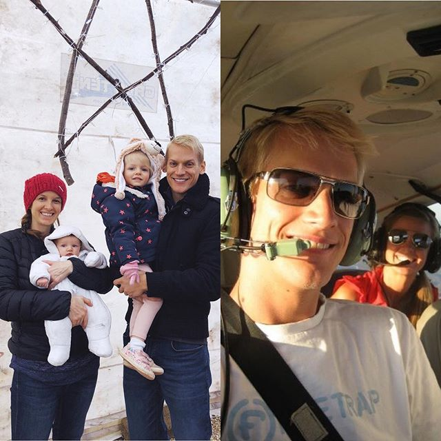 10 years ago I let some British guy take me up in a plane that he had to start by manually spinning the propeller. I thought that was the coolest thing we'd ever do together, but boy was I wrong. #10yearchallenge