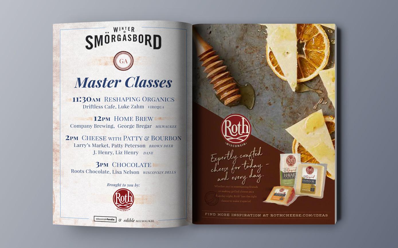 Golden-Antler-Design-Milwaukee-Web-Branding-Marketing-Wisconsin-Foodie-Edible-Milwaukee-Event-Program-Booklet-Design