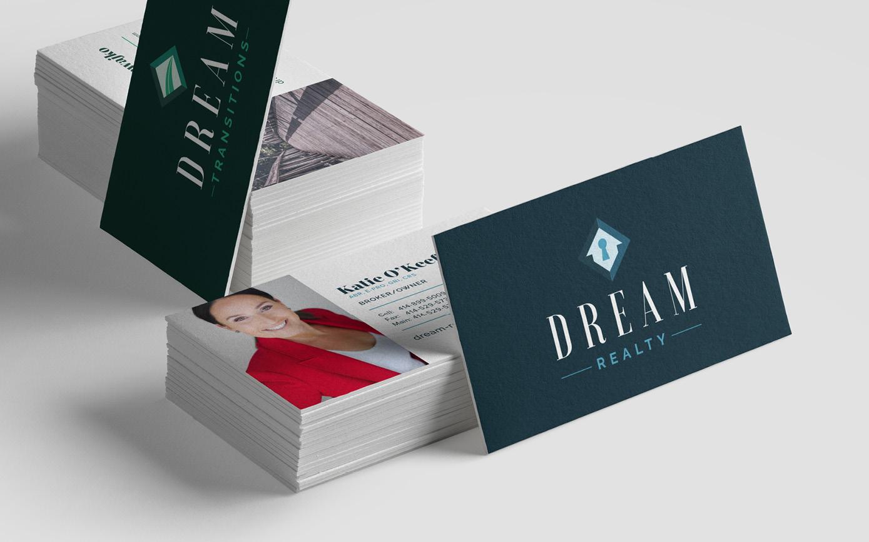 Golden-Antler-Design-Milwaukee-Web-Branding-Marketing-Dream-Realty-Business-Cards