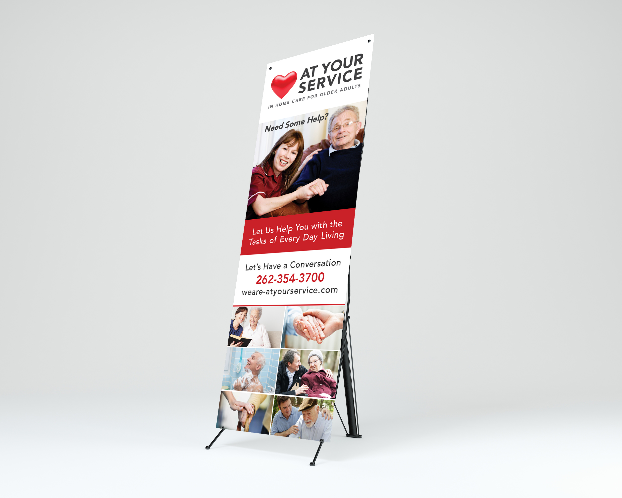 Golden-Antler-Graphic-Design-Milwaukee-Web-Branding-Marketing-Wisconsin-At-Your-Service-Banner-Promotion-Printing