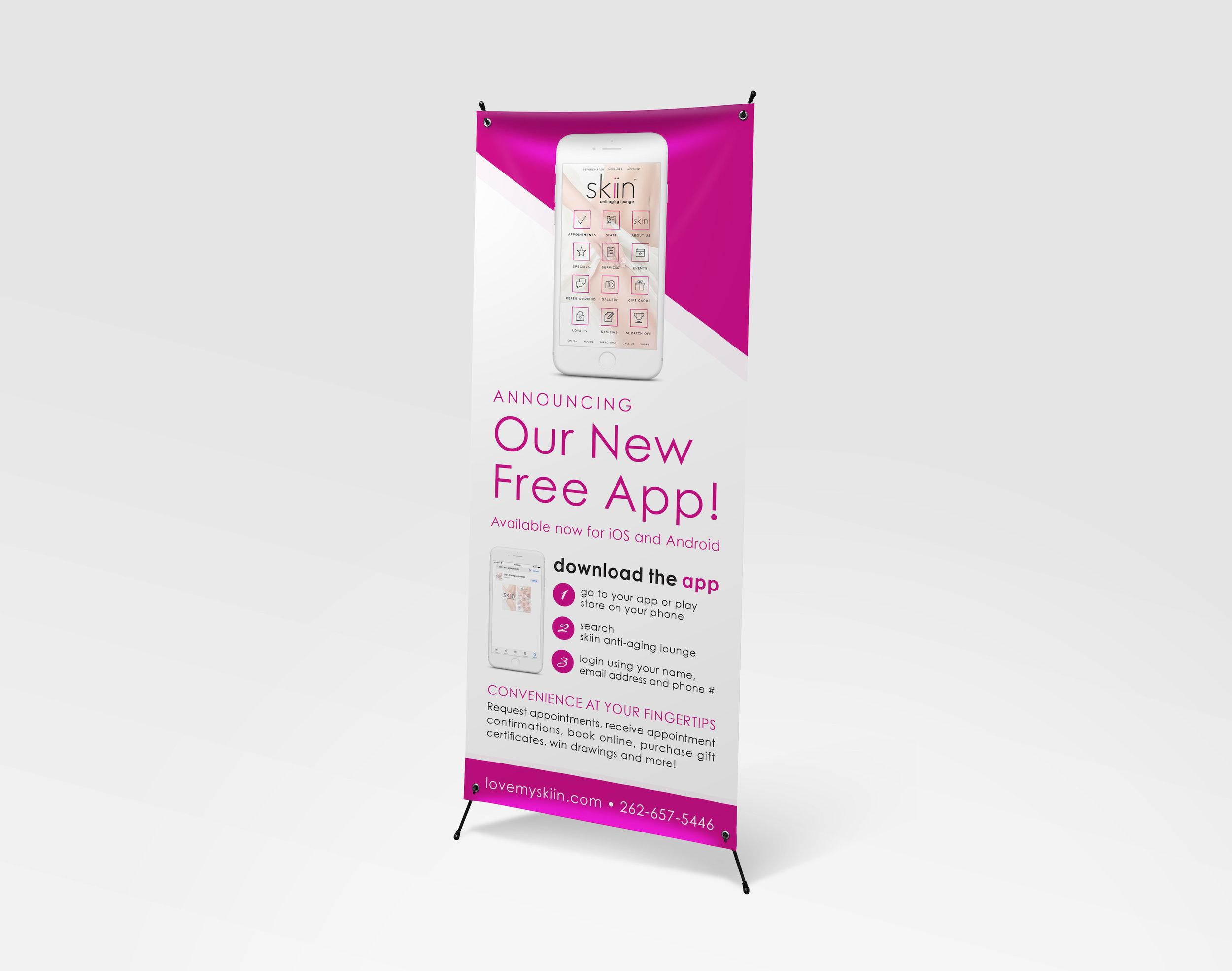 Golden-Antler-Design-Milwaukee-Web-Branding-Marketing-Skiin-Anti-Aging-Lounge-Banner-Printing