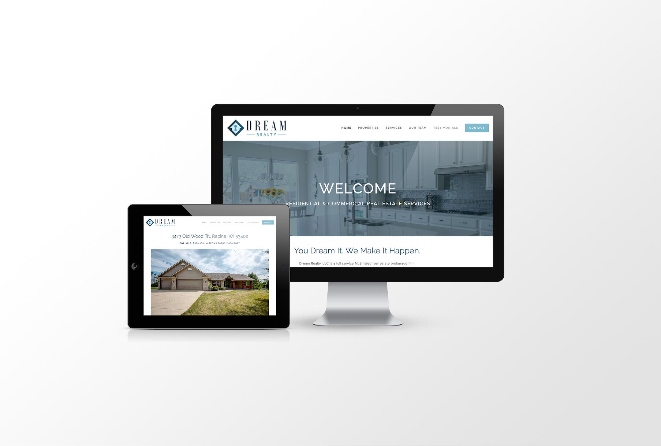 Golden-Antler-Design-Milwaukee-Wisconsin-Branding-Print-Web-Serivces-Web-Decvelopment-Website-Dream-Realty