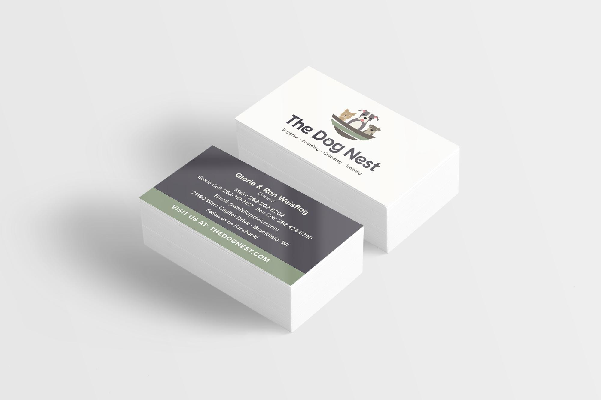 Golden-Antler-Graphic-Design-Milwaukee-Web-Branding-Marketing-Wisconsin-The-Dog-Nest-Business-Cards