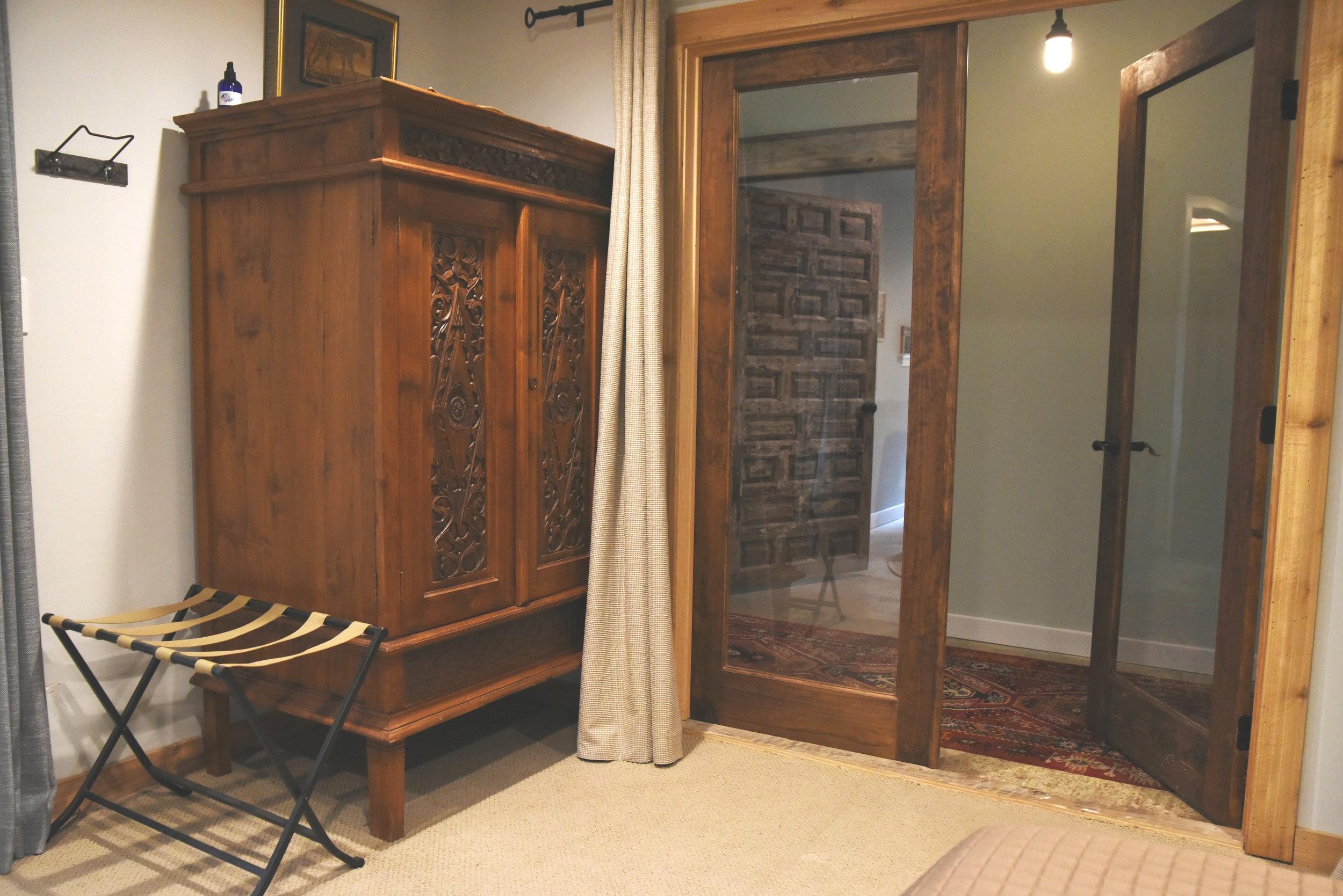 The Vista Roja Room