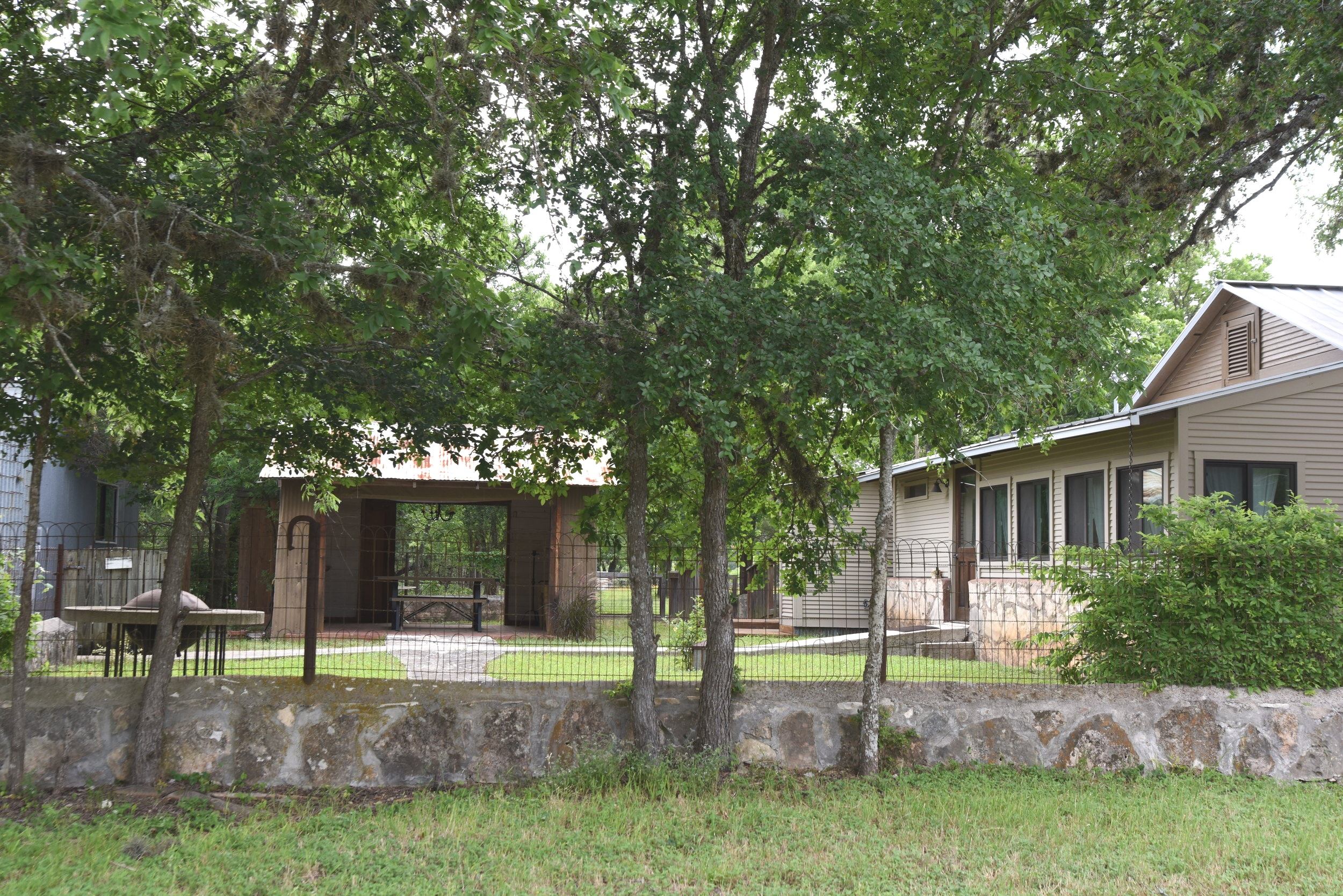 Reserve the entire Camino Ranchito in beautiful Wimberley, Texas for your next group retreat.