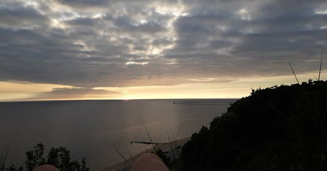reVigor wants to ensure beautiful sunsets for generations to come. #sustainable #westmichigan #consiousconsumer #lakemichigan #watchusgo #revigor