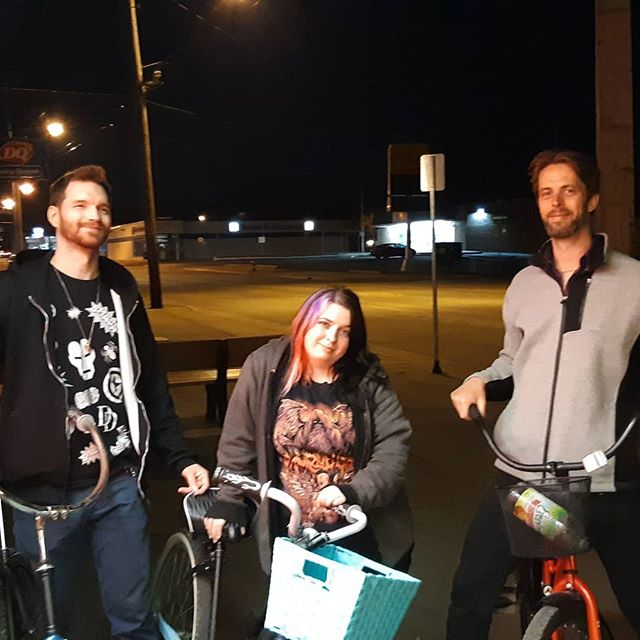 Starting a #bikergang applications please apply below. Applicants must have #streetcred  with accomplishments such as  #helpingoldladiescrossthestreet  #lovesrecycling  #epiccruiser