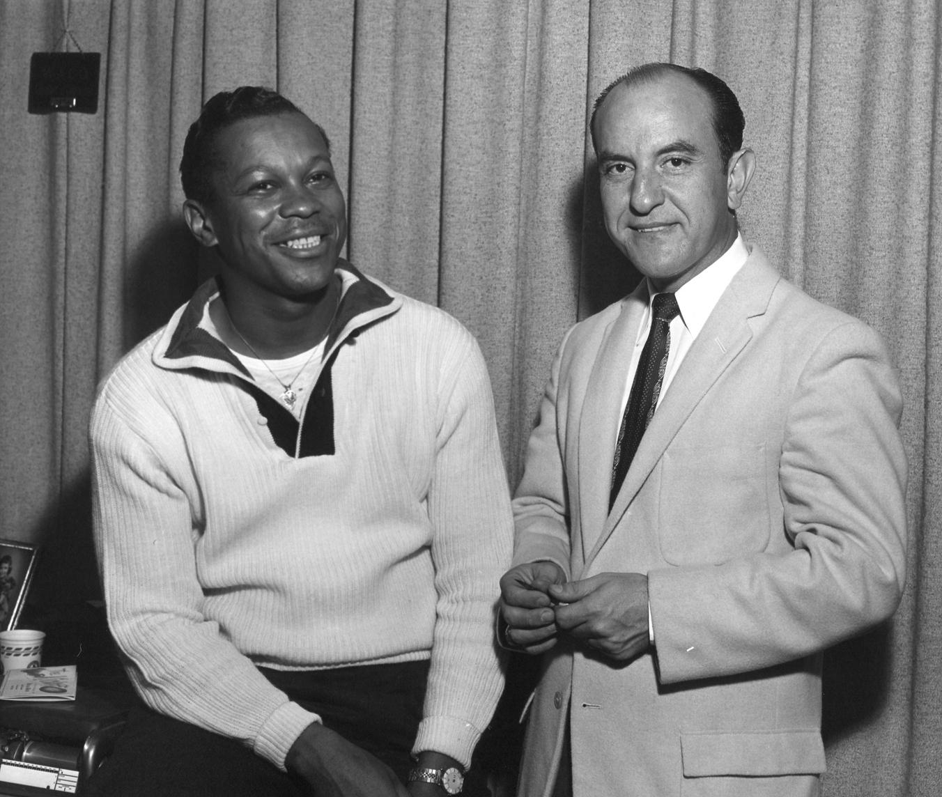 Clyde McFatter & Eddie