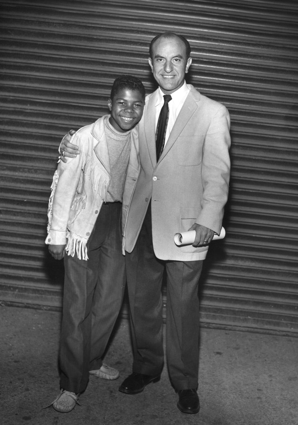 Frankie Lymon & Eddie