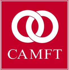 Marina is licensed through CAMFT, California Association of Marriage and Family Therapists