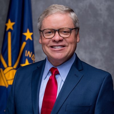 Ron Alting, State Senator, Indiana