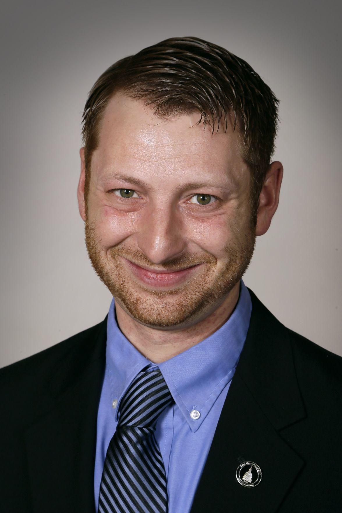Jarad Klein, State Representative, Iowa