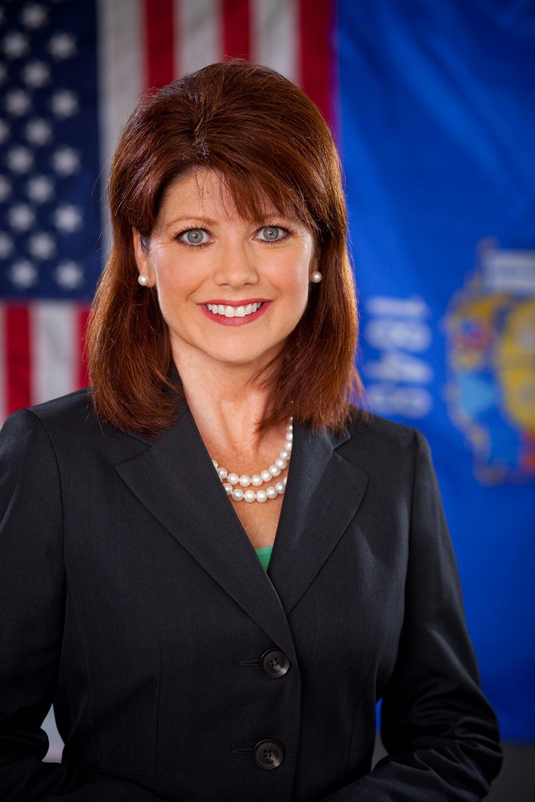 Rebecca Kleefisch, Lieutenant Governor, Wisconsin