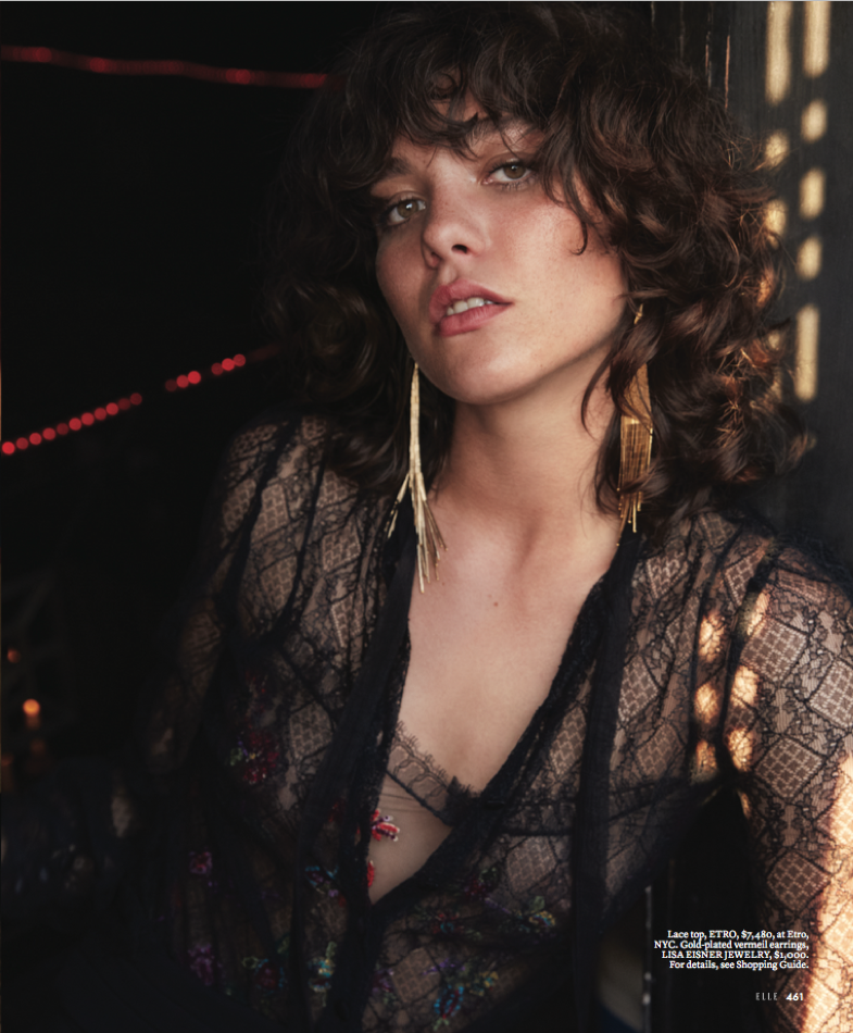 Elle, 2016