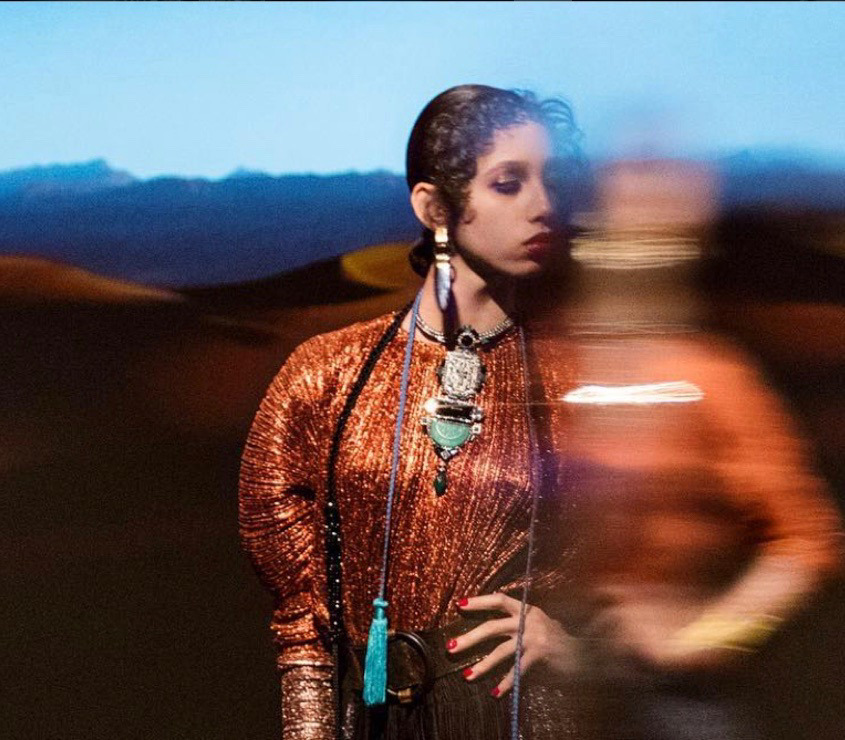 Vogue Arabia, 2016