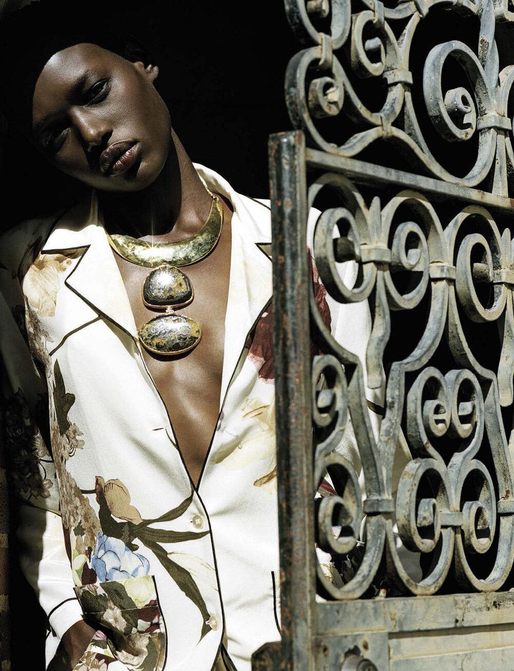 Vogue Italy, 2017