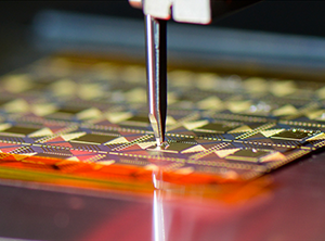 Wire Bonding Services - Wire bonding is a key manufacturing process for microelectronics and MEMS sensor products. The core wire bonding capabilities and expertise at SMART Microsystems support process development, testing, and manufacturing of sub-assemblies designed by our customers.LEARN MORE