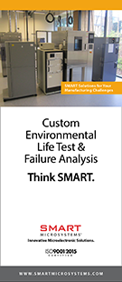 NEW  Environmental Life Test Brochure Available for   DOWNLOAD