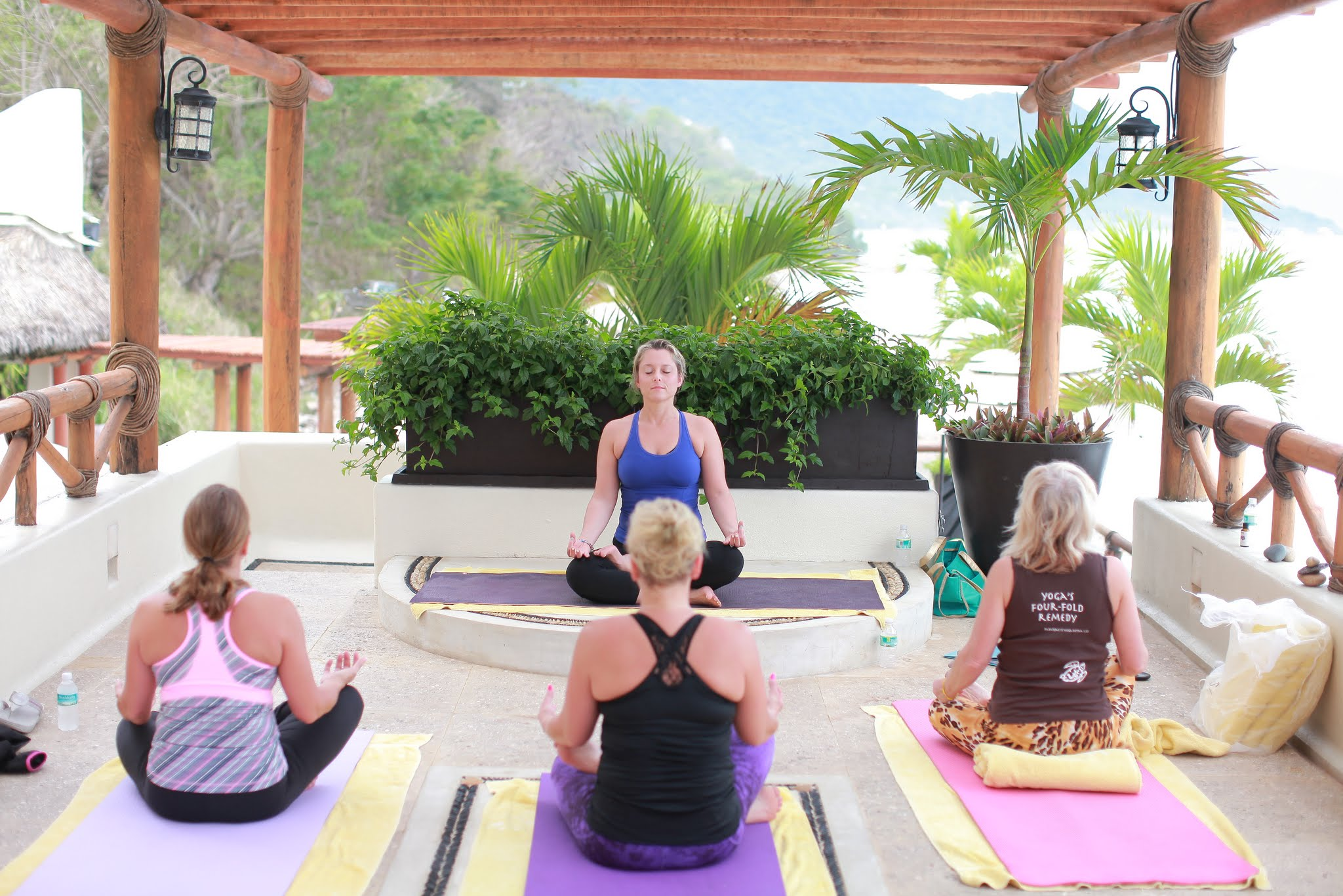 RENEW - We will take care of our minds, bodies and souls with a daily yoga and meditation practice