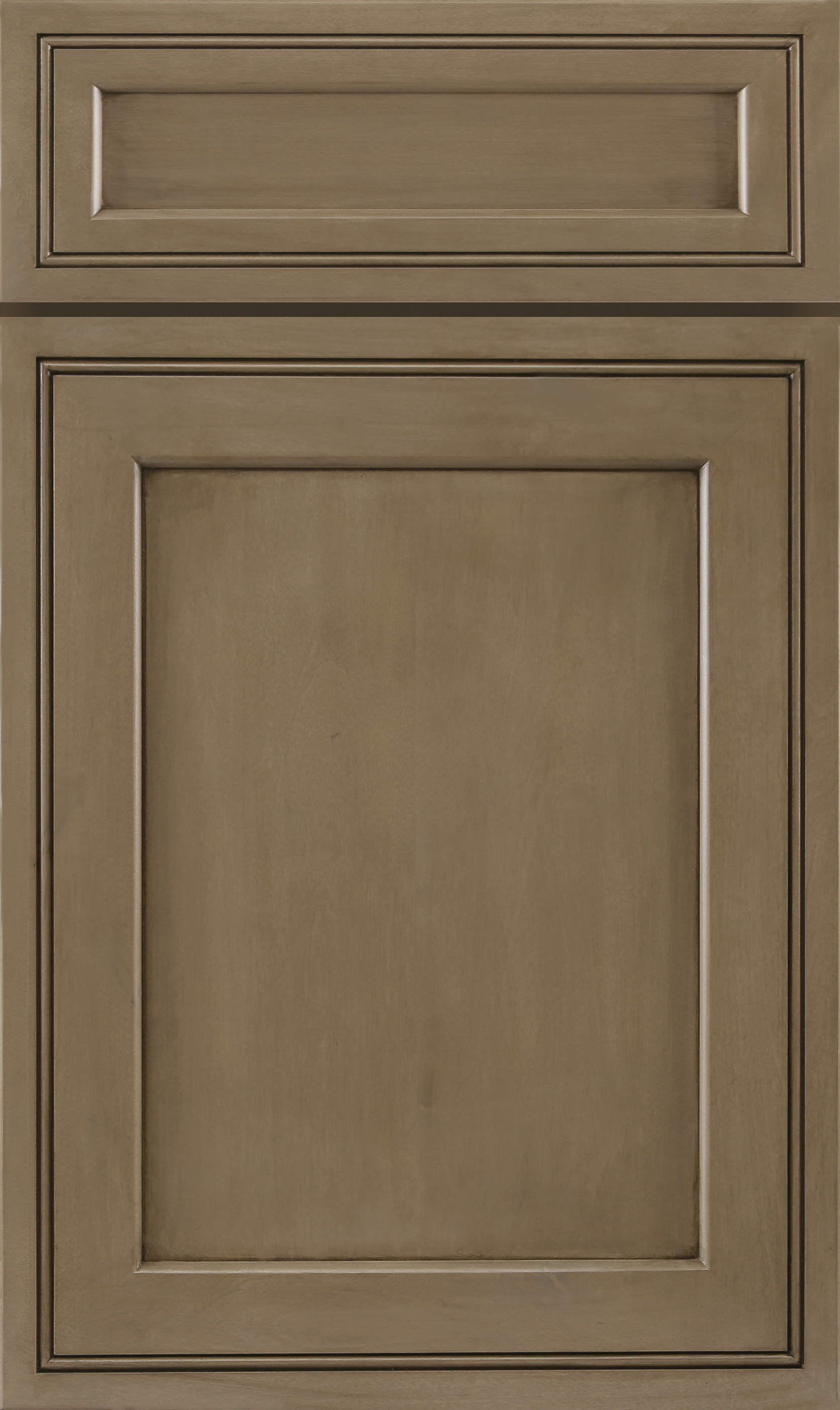 Traditional Transitional J K Cabinetry Top Shelf Cabinet
