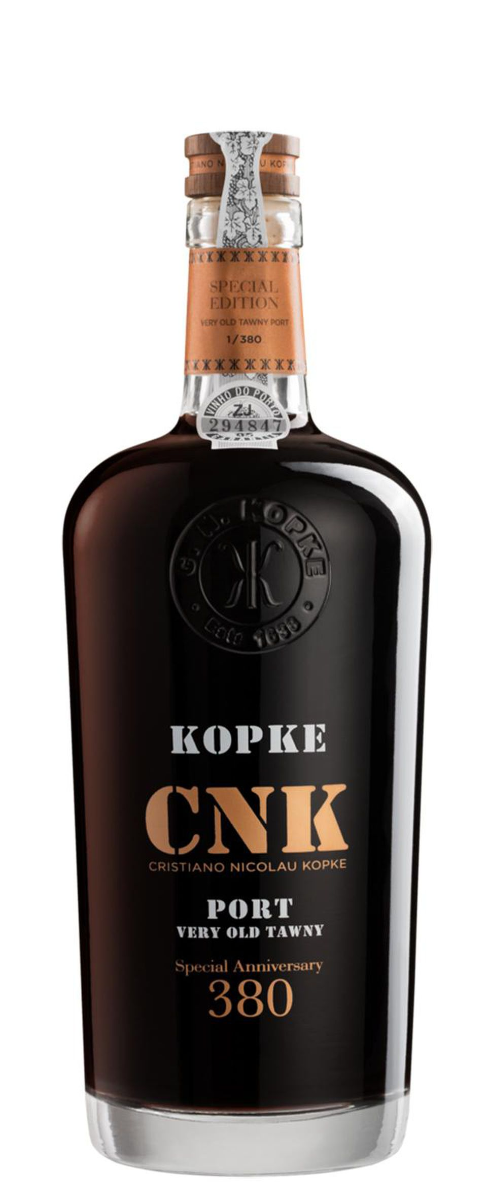 The ultimate in tawnies may be this rare bottle from the world's oldest Port wine house. KOPKE