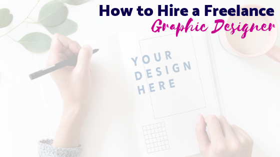Looking for a NH graphic designer or freelance graphic designer? Use these tips to hire a freelance graphic design for your small business branding needs.