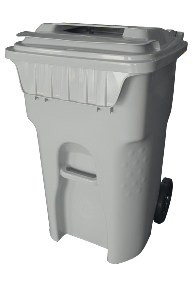 64 GALLON BIN -  •Dimensions (in): 29.5
