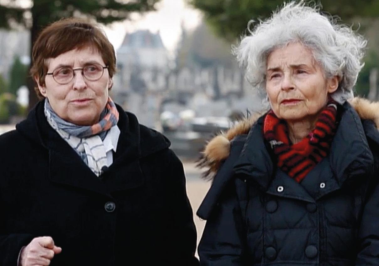 Catherine and Hélène Zay
