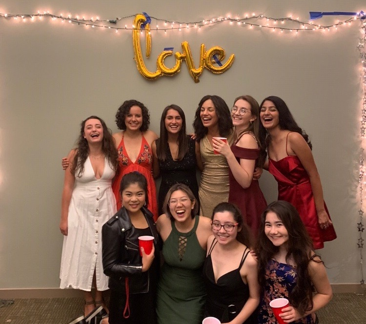 PROM - At the end of every year (and once the season is over), new SMT members ask out a returner to prom. We reminisce about the season, blast some music, and, of course, look forward to new beginnings.