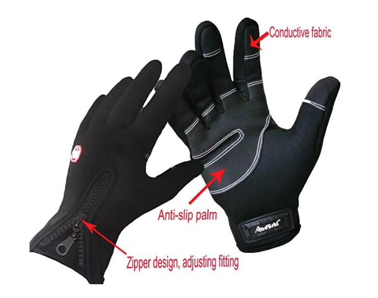 cold weather cycling gloves for climbing!