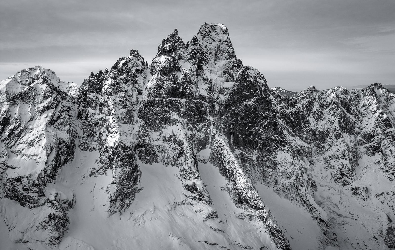 Slesse Mountain, Canada