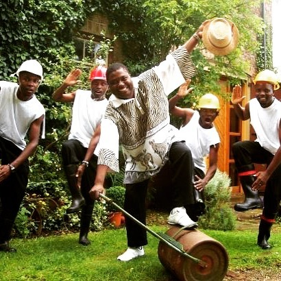 Tonight! Who's going to the @levittshell ? 🌎❤️🎶 Black Umfolosi were formed in 1982 by school friends in Bulawayo, Zimbabwe, who named themselves after the Umfolozi Omnyama River in South Africa- to where their ancestors can be traced. In 2009 The Black Umfolosi 5 continue to present their spectacular songs and dances thrilling audiences worldwide with a NEW LINE-UP.  Their performances are energy driven and completely engaging, mixing a great gentleness of spirit and song with an exuberance in dance. Their trademark harmonies mixed with intricate rhythms, clicking and clapping are highlighted during their brilliantly choreographed shows with a full range of movements from subtle to vibrant stomping and leaping! Their famous Gumboot Dances showcase the traditional styles and rituals of the South African mining regions and are a particular crowd pleaser.  #internationalmemphis