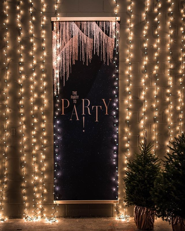 Some twinkly lights, some pine trees and you've got yourself a beautiful holiday party at The Public Works! #tpw #thepublicworks #partyhere #maineevents #Eventspace #portlandme #portlandmaine #maine #events #weddingvenue #venue #holidayparty #holidays 📸 @dostiephoto